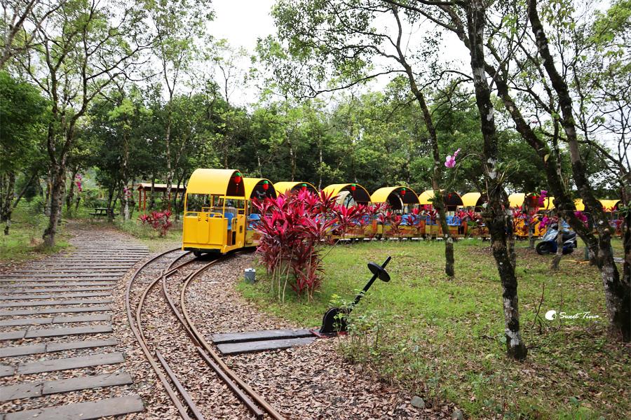 富興社區森林小火車