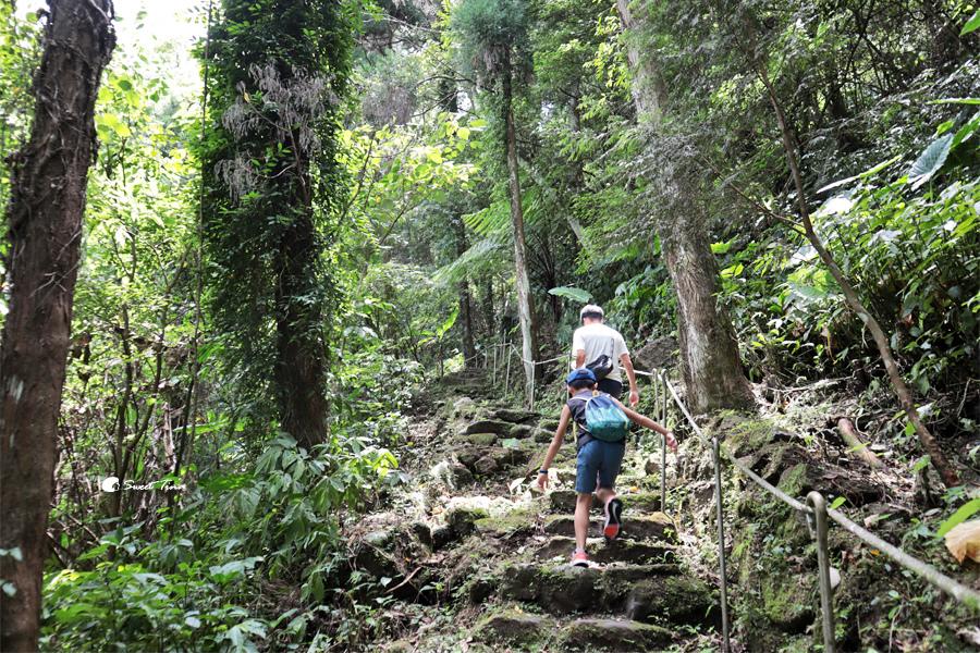 金龜岩步道