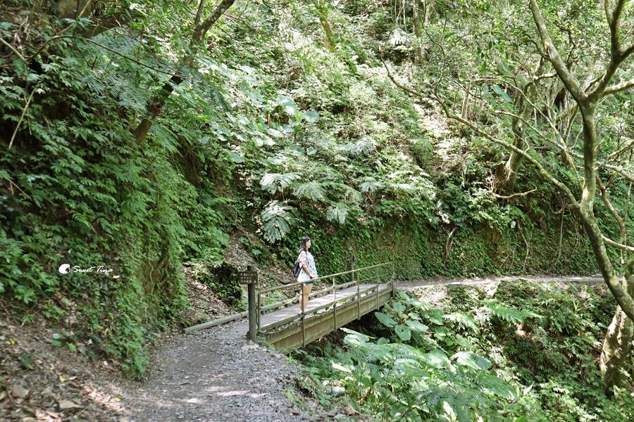 林美石磐步道