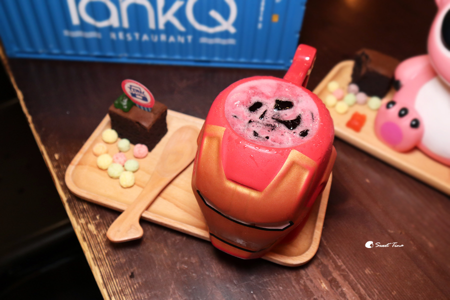 TankQ Cafe %26; Bar