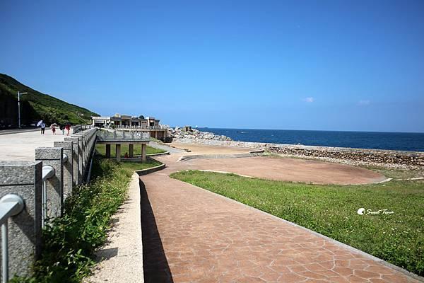 大武崙情人海灘