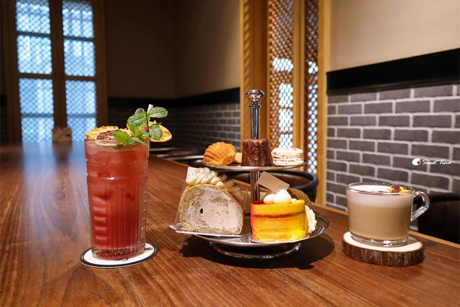 翠安儂甜點餐酒館