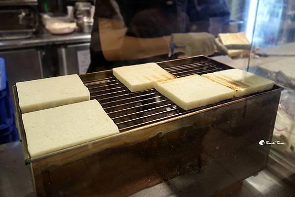 亨記·碳烤吐司