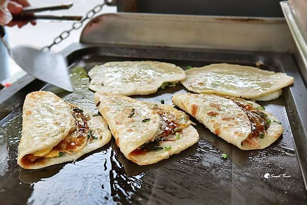 社子島蔥油餅