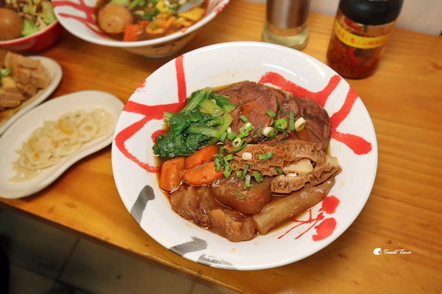 二木牛肉麵