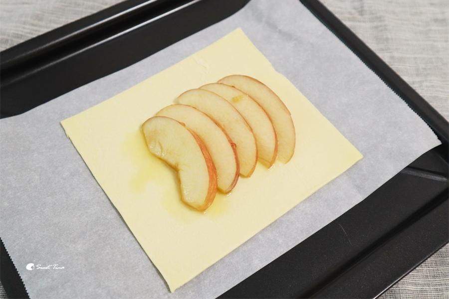 手作蘋果派
