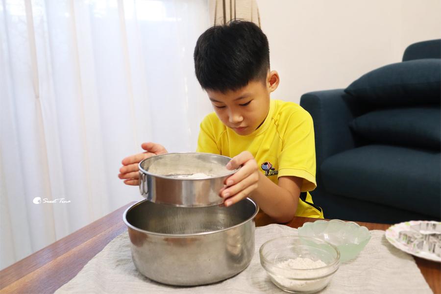 造型地瓜餅乾
