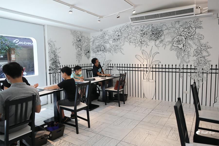 台韓民國食堂