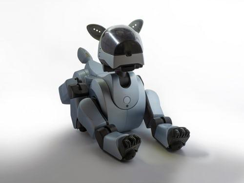 人工智慧機器狗AIBO人類新寵兒