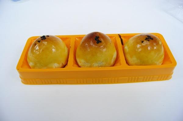 蛋黃酥做法1
