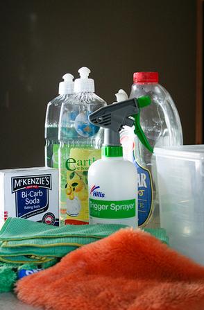 大掃除方法