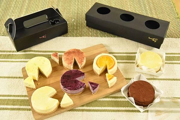 人氣乳酪蛋糕1