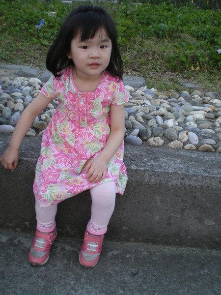 可愛小恬恬快四歲了唷