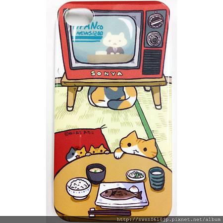 暖爐+電視