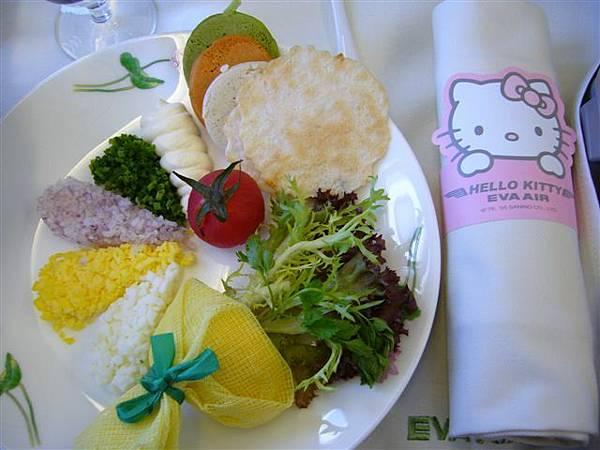 餐具and前菜