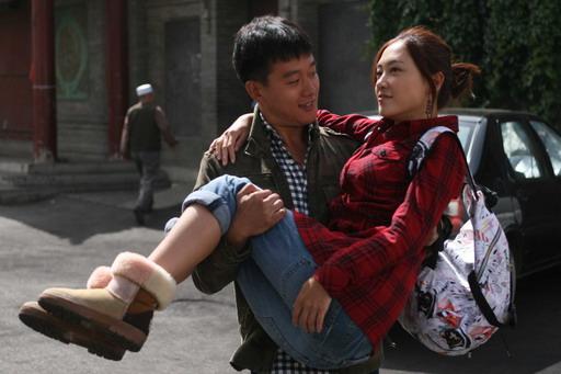 台灣女導演劉怡明執導、兩岸合資拍攝的愛情公路電影《追愛》將於1123在大陸上映.jpg