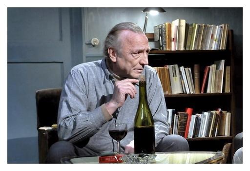 歐洲電影獎男星威姆斯 扮「老頑童」擦鞋匠