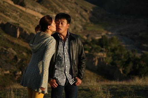 圖01 被封陸版「車太鉉」《追愛》佟大為(右)扮小男人追愛成功