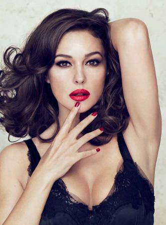 義大利性感女神莫妮卡貝露琪以《偷歡》再登演藝高峰 接下義大利名牌Dolce&Gabbana彩妝代言