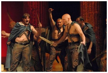 《凱撒必須死:舞台重生》電影簡介