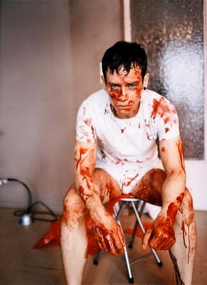 分屍戲太逼真觀眾驚呼《罪愛妳》文森茲凱佛為愛血濺台北電影節