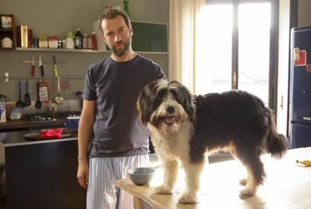 狗狗「歐拉齊」阻擋法比歐佛洛(Fabio Volo)姻緣路,讓每個女人都跟「慢熱」的他說掰掰
