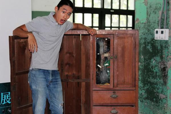 黃河驚嚇遇見靈異木櫃