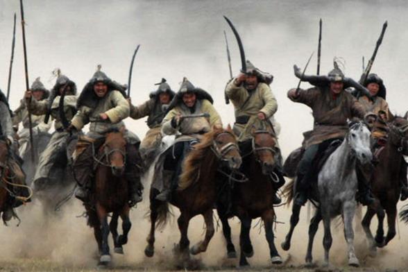 適逢成吉思汗誕生850年《鐵木真:開天闢地》10月征戰大銀幕
