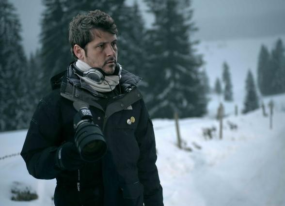 西班牙近年最昂貴電影《EVA奇機世界》導演凱克麥羅(Kike Maillo)全片瑞士零下拍攝