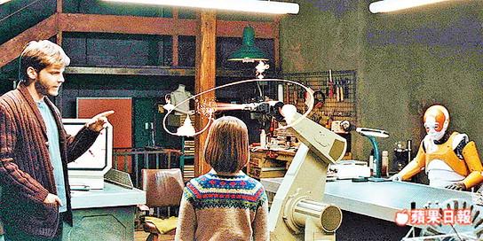 《EVA奇機世界》描述人類與機器人共存的故事,情節感人。