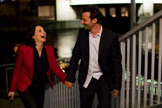 茱麗葉畢諾許《回到初相遇》和馬修卡索維茲享受了一場「25歲有情人,40歲有情夫」的愛情人生
