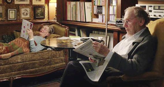 榮獲凱撒獎10項大獎提名《愛‧慕》男女主角坐著躺著等拿獎