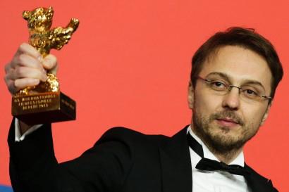 王家衛力挺《母子'佔有慾》導演卡林彼得奈特(Calin Peter Netzer)勇奪柏林影展金熊獎