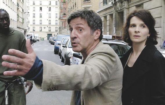 漢內克玩過頭?《漢內克的導演秘密》茱麗葉畢諾許拍戲捏冷汗