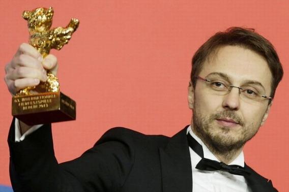 導演卡林彼得奈特(Calin Peter Netzer)以《愛的佔有慾》勇奪本屆柏林影展最佳影片金熊獎