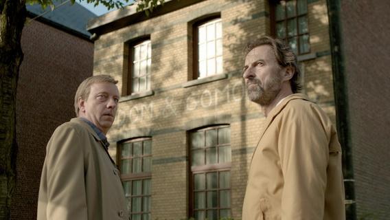 《約他去看絕世雪景》兩大冷面喜劇男星(左- 湯凱斯Ton Kas;右-雷內范特霍夫Rene van