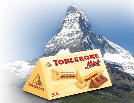 瑞士三角迷你巧克力 (3入)
