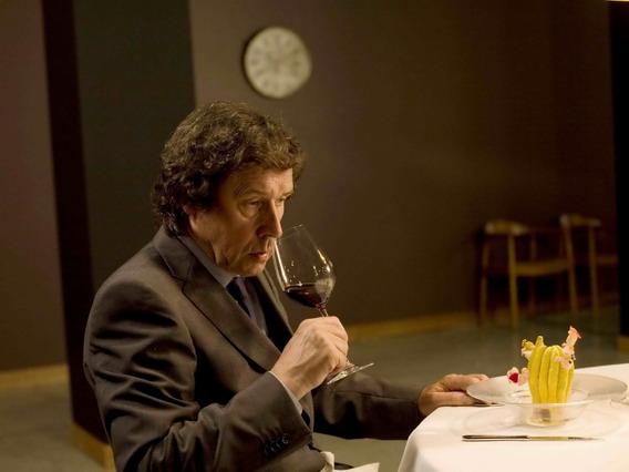 史蒂芬雷扮老饕《歡迎光臨愛情餐廳》品酒戲來真的!