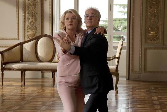 《秘書長萬萬歲》舞姿魅力意外達成政黨合作