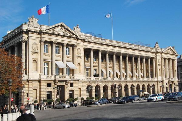 巴黎克里雍大飯店