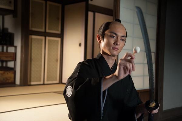 《武士的菜單》男主角-「菜刀武士」高良健吾