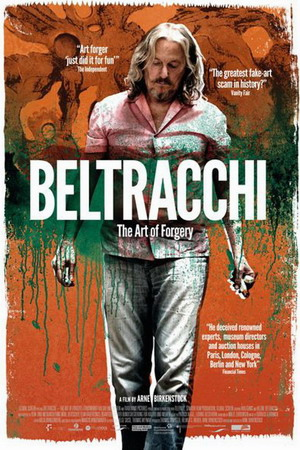 Beltracchi The Art of Forgery poster