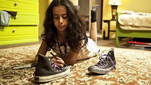 14歲少女娃德穆罕默德《腳踏車大作戰》榮登杜拜國際影展影后