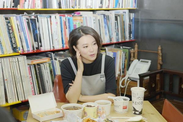 《相愛的七種設計》想節食的黃璐,一來台灣就破功了
