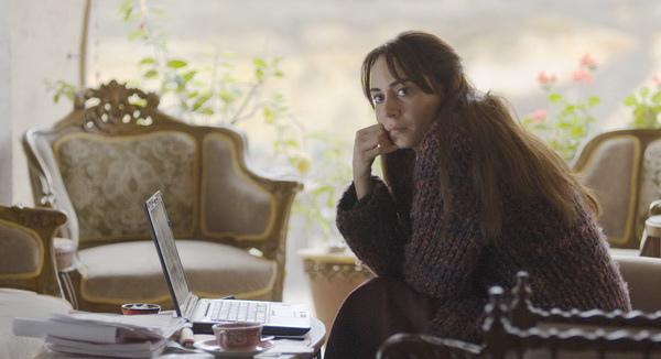《冬日甦醒》拍攝地在有被列為世界遺產的卡帕多奇亞,美麗女星梅麗莎索珍拍片像度假