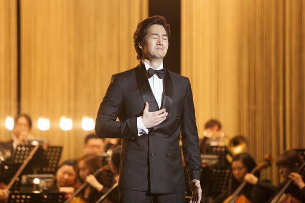 《上帝的男高音》講述享譽歐洲的韓國男高音裴宰徹、真實的傳奇人生