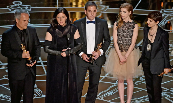 Citizenfour@87th Academy Awards