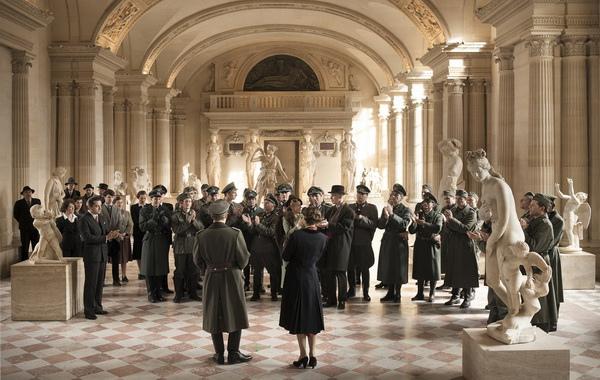 士兵強吻女孩《攻佔羅浮宮》口碑攻佔威尼斯