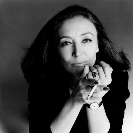 奧里亞娜法拉奇(Oriana Fallaci)曾兩次獲得聖文森特新聞獎