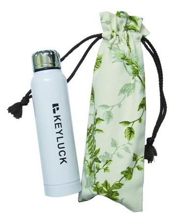 繁華世紀:第一女記者法拉奇 預售票贈品 - KEYLUCK雨傘型保溫杯